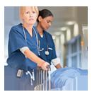 救急部門での管理